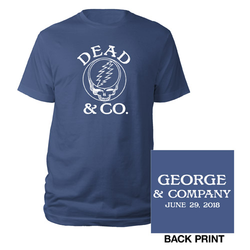 George Dead Event Tee