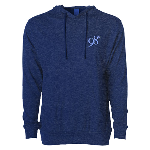 Let it Snow Hooded Pullover