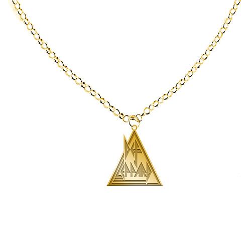 Triangle Logo Necklace