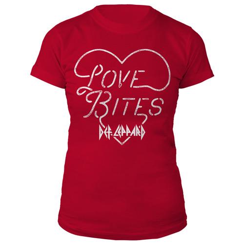 Love Bites Ladies Tee