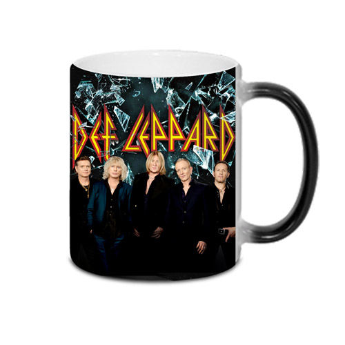 Shattered Heat Reveal Mug
