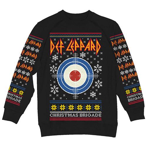 Christmas Brigade Crewneck Sweatshirt