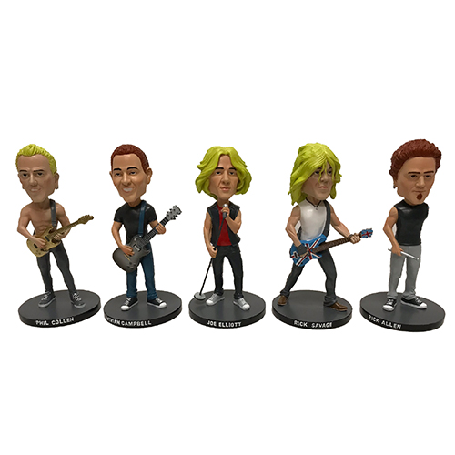 **PRE-ORDER** Caricature Bobble Head Set