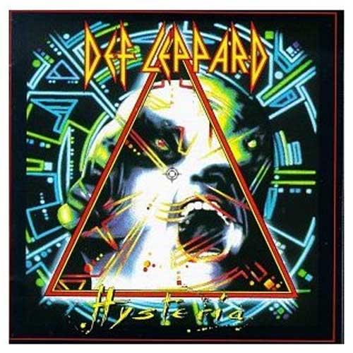Hysteria CD