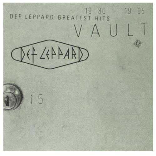 Vault: Def Leppard Greatest Hits CD