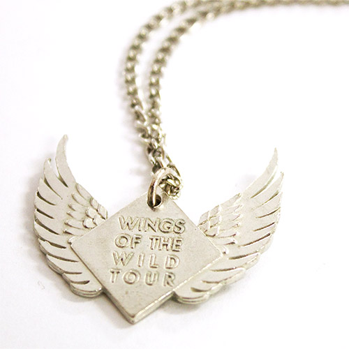 Wings of the Wild Tour Necklace