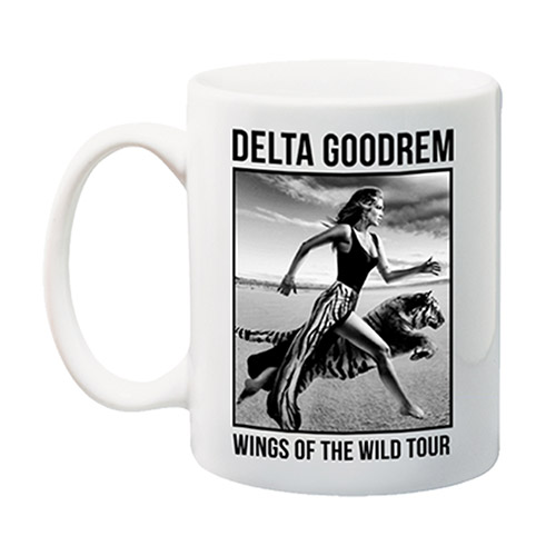 Delta Goodrem Coffee Mug