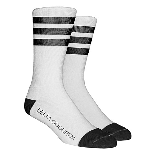 Delta Goodrem Socks