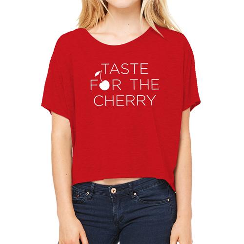 Cherry Tee
