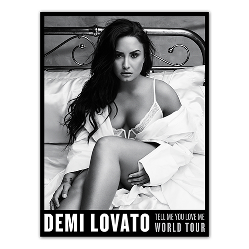 TMYLM World Tour Poster
