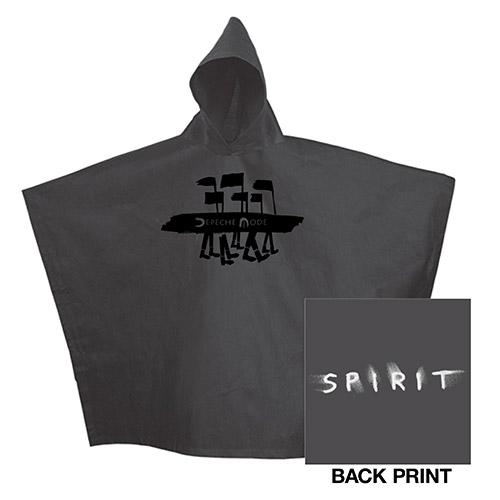 Album/Spirit Oversize Poncho