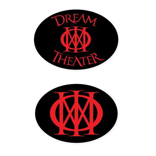 Dream Theater Sticker Pack