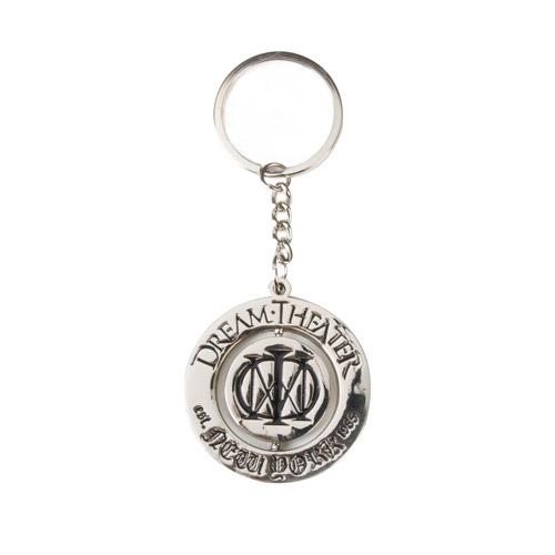 Est. 1985 Metal Spinner Keychain