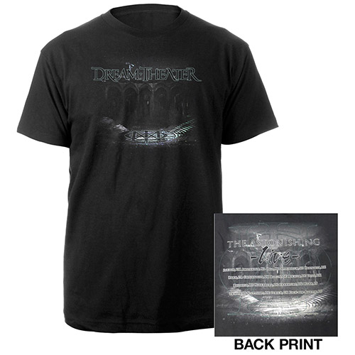 Amphitheater European Tour Tee