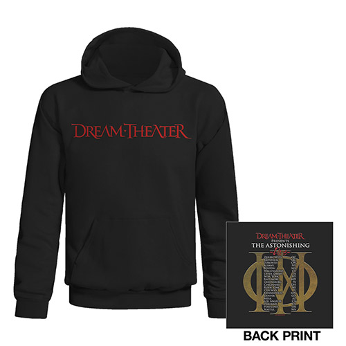 Astonishing Live US Tour Hoodie