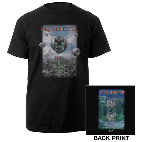 The Astonishing Album Cover US Fall Tour Tee