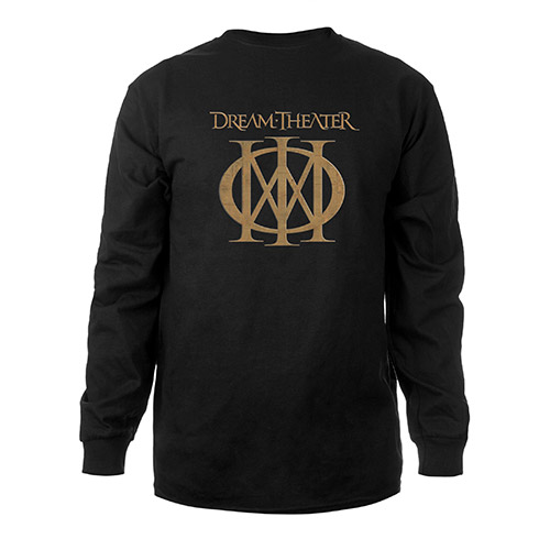 Bronze Majesty Symbol Long Sleeve Tee