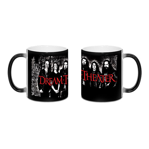 Band Photo Heat Reveal Mug