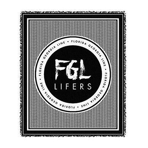 Woven FGL Lifers Blanket
