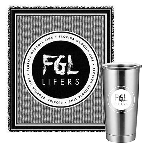 FGL Lifers Tumbler & Blanket
