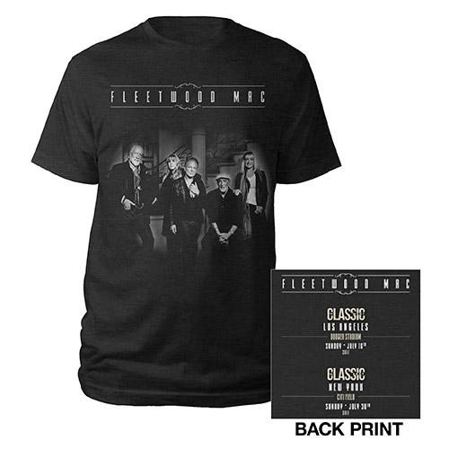 Fleetwood Mac 2017 The Classic Event Tee