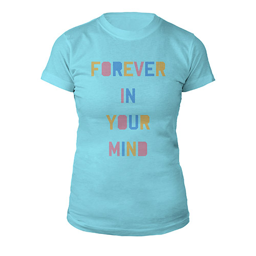 Forever in your Mind Juniors tee
