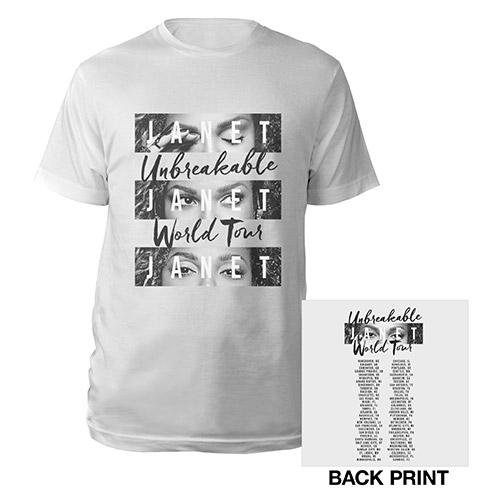 Unbreakable World Tour T-Shirt