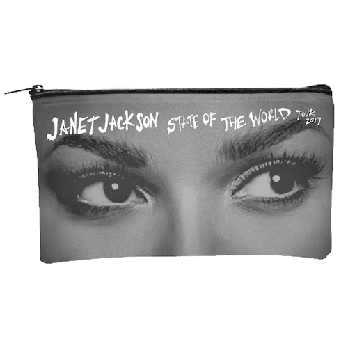 State Of The World Tour 2017 Cosmetic Bag