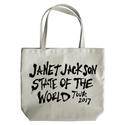 State Of The World 2017 Tour Tote