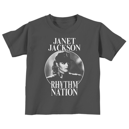 Rhythm Nation Toddler Tee