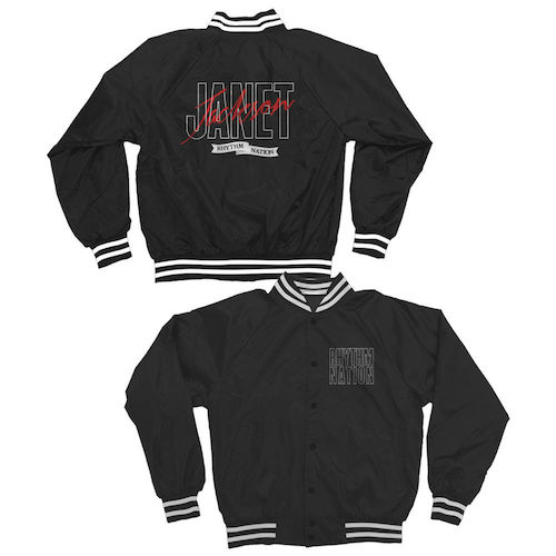 Rhythm Nation Satin Jacket