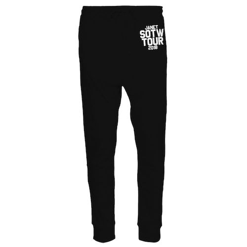 State Of The World Tour 2018 Joggers