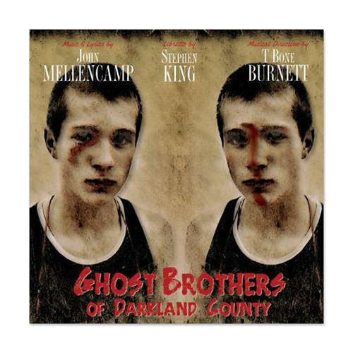 Ghost Brothers of Darkland Hardcover 3-disc (2CD/1DVD) Edition