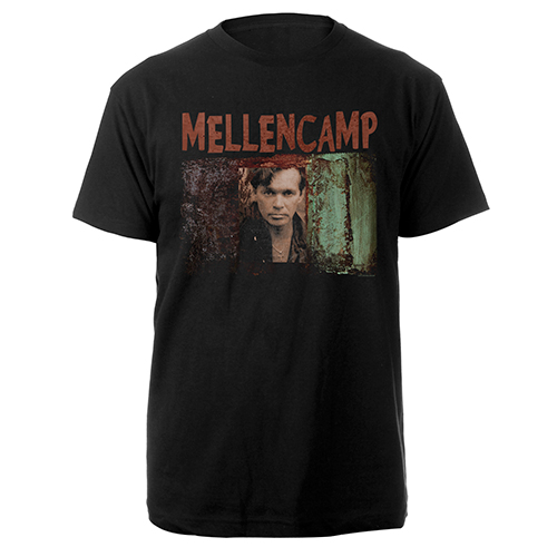 Mellencamp Photo Tee