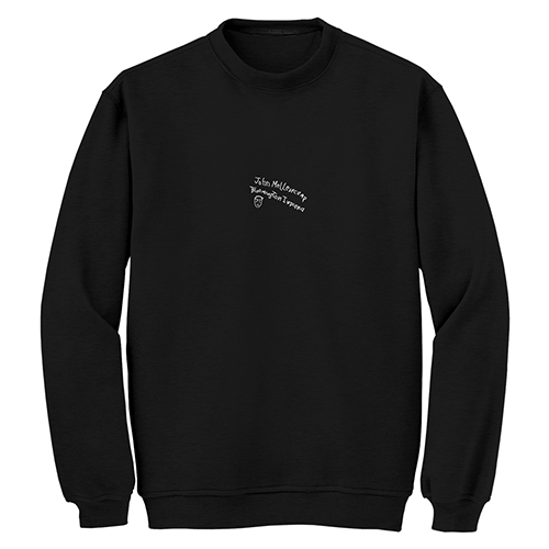 Mellencamp Indiana Crew Sweatshirt