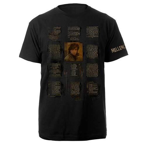 John Mellencamp Lyric Tee
