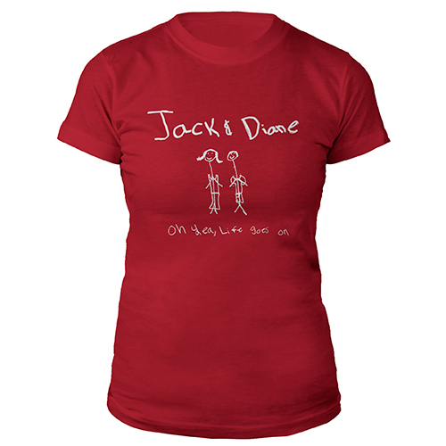 Jack and Diane Women's Tee