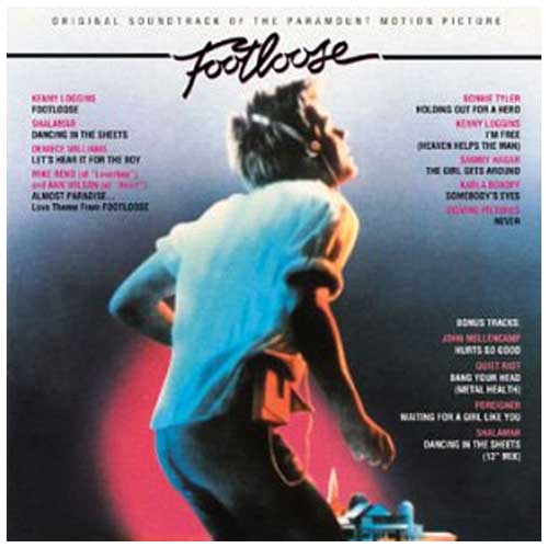 Footloose Soundtrack (Original Recording Remastered)