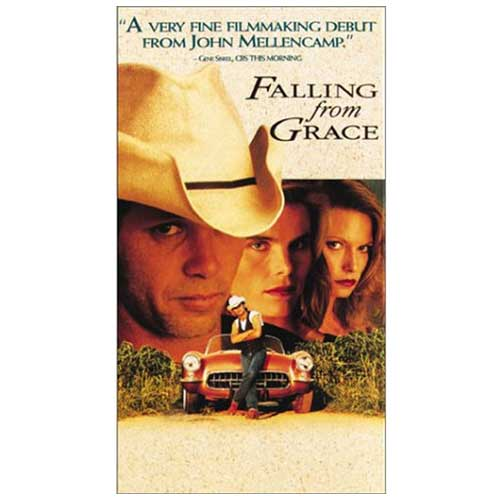 Falling From Grace VHS