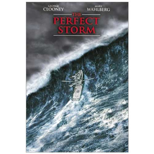 Perfect Storm DVD