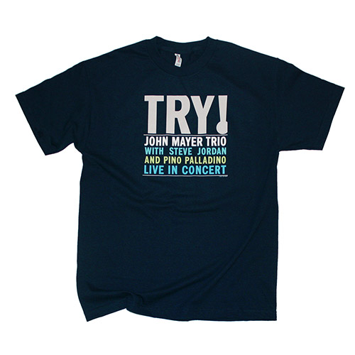 TRY! John Mayer Trio Tee