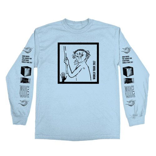 Stick Figure Long Sleeve Tour Tee