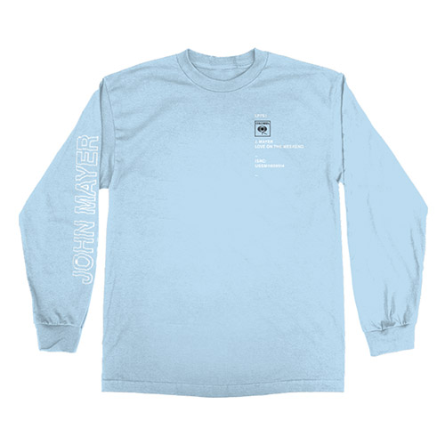 Love On the Weekend Long Sleeve Tee