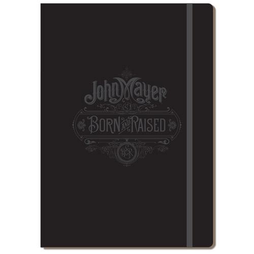Born and Raised Ad Folio Notebook