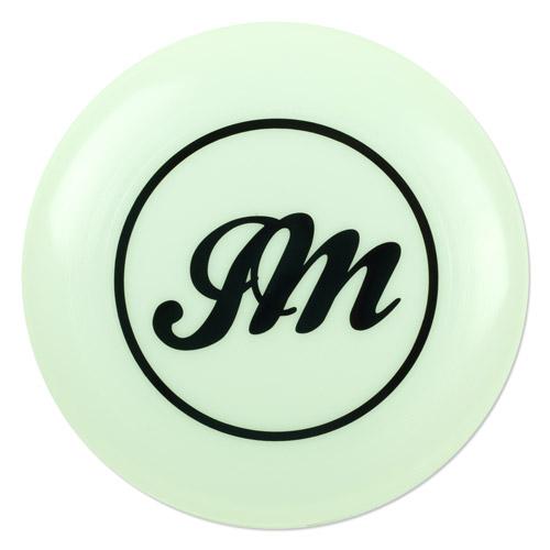 JM Logo White Sportdisc