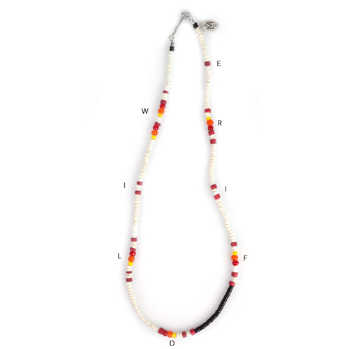 Wildfire Necklace