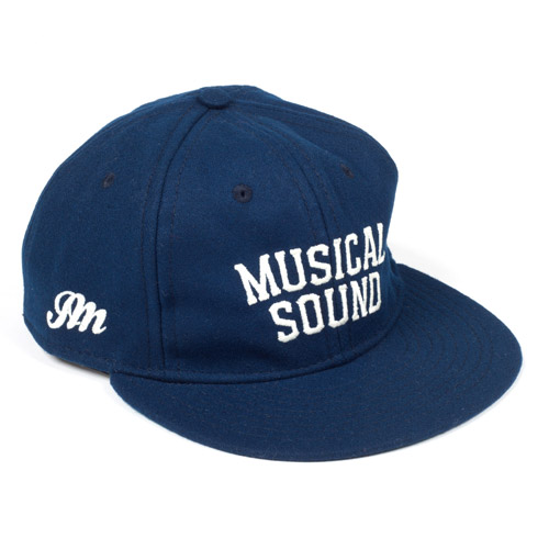 Musical Sounds Navy Ballcap