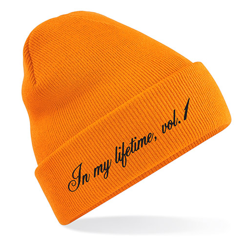 Jay-Z In My Lifetime, vol. 1 Beanie