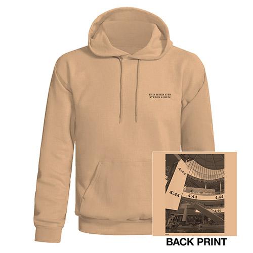 Jay-Z 4:44 Brooklyn Pullover Hooded Sweatshirt