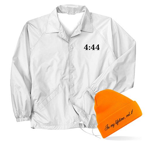 4:44 Coach Jacket Special